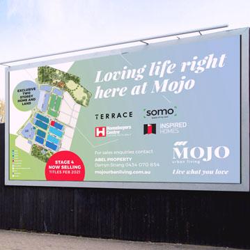Mojo Urban Living - agency case study